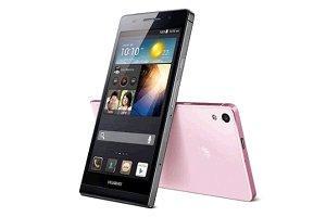 Huawei Ascend P6 фото