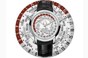 Patrimony Traditionnelle World Time фото