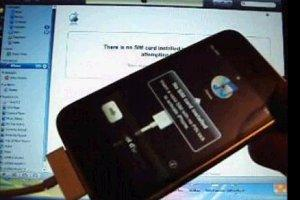 активация iphone фото