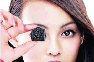 видеокамера для скрытого наблюдения