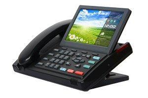VoIP-телефон фото