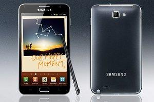 Samsung Galaxy Note фото