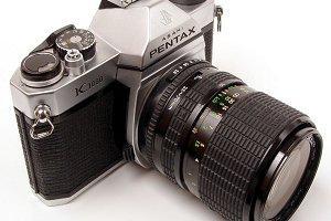 зеркальный фотоаппарат фото