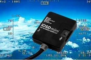 OSD телеметрия фото
