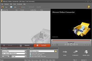 Movavi Video Converter фото