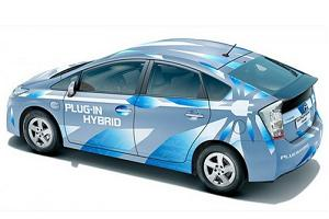 Plug-in Prius