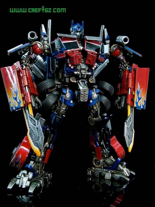 Модель Optimus Prime