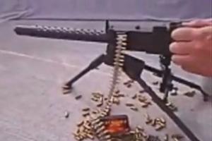 микро-пулемет