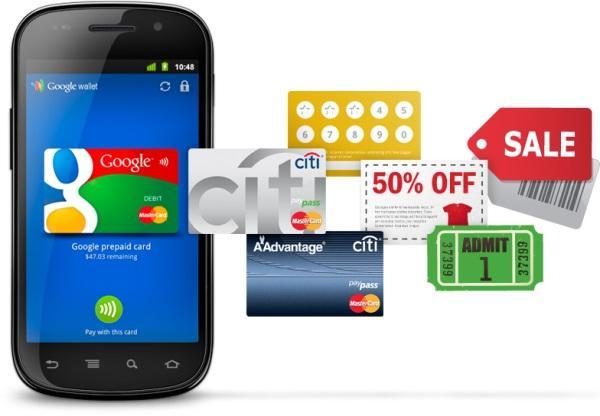 Новая платёжная система Google Wallet запущена в США
