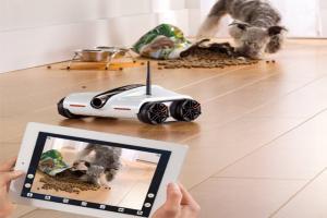 Танк-разведчик для iPad