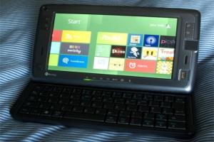Установка windows 8 на HTC Shift