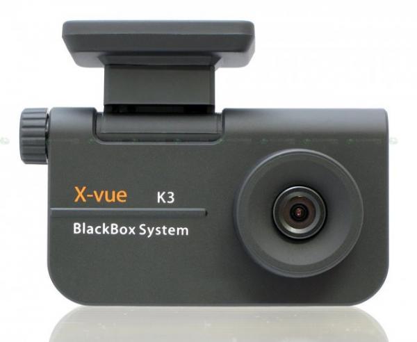 UMAZONe X-vue K3 - автомобильный видеорегистратор