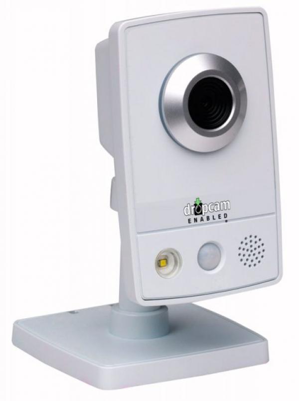 Dropcam Echo - система видеонаблюдения для iPhone