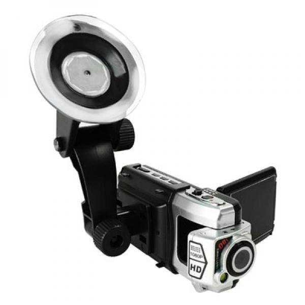 F600HD - FullHD автомобильный видеорегистратор