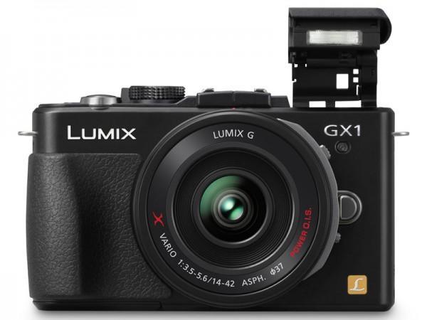 Panasonic Lumix DMC-GX1 - представлена официально
