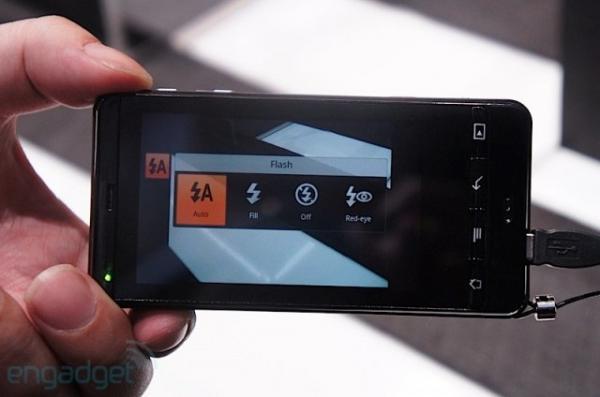 Polaroid SC1630 - фотоаппарат на Android