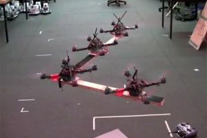 Беспилотные радиоуправляемые вертолеты