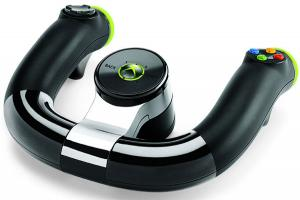 Беспроводный руль Xbox 360