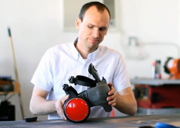 Электрические роликовые коньки spnKIX