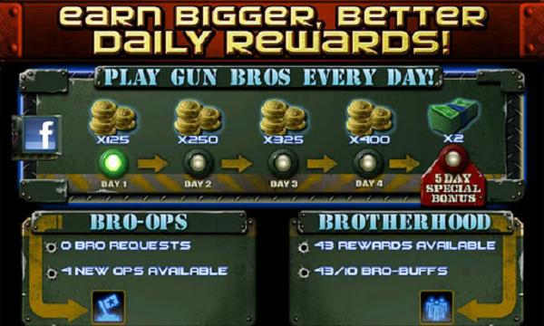 Gun Bros для Android