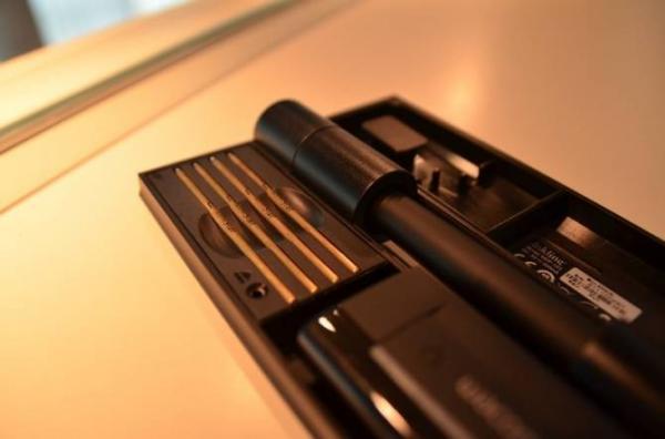 Цифровая ручка от Wacom в действии