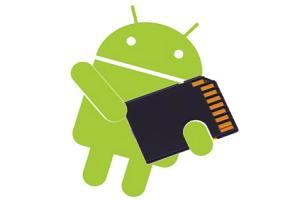 Как в андроиде зайти на флешку (карту памяти)?