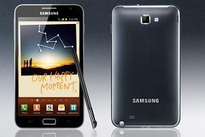 Samsung Galaxy Note фото