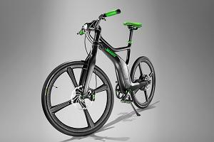 велосипед Brabus ebike фото