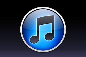 Фото логотипа iTunes.