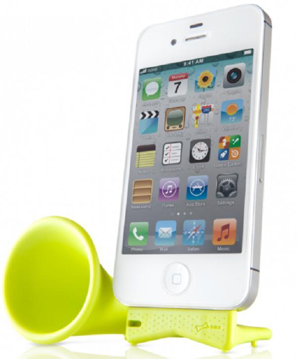 iPhone Bone Horn Stand Pro. Фото