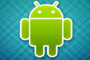 На фото логотип ОС Андроид