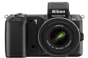 На фото Nikon 1 V2