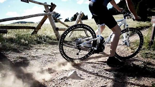 Безвоздушные шины для велосипеда фото