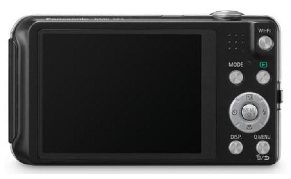 На фото фотоаппарат Panasonic Lumix DMC-SZ5
