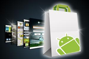 Android Market фото