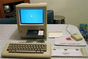 На фото Apple Lisa