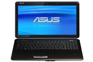 на фото ноутбук Asus