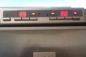 двухкомпрессорный холодильник фото
